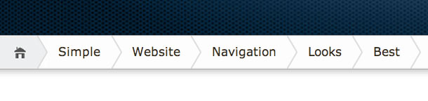 Simple Website Navigation Looks Best