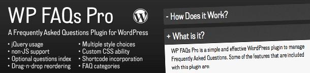 WP FAQs Pro