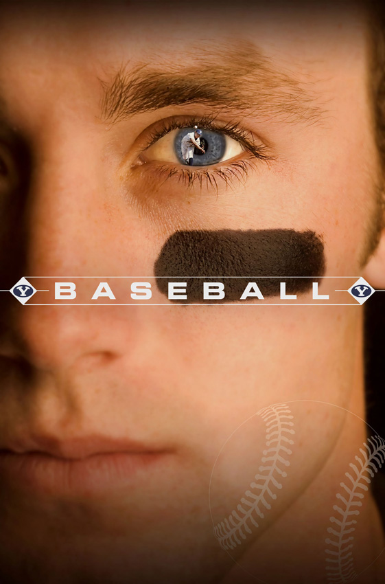 2008 BYU Baseball Poster Design Process: Approved