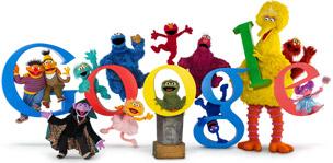 Google Sesame Street Ensemble